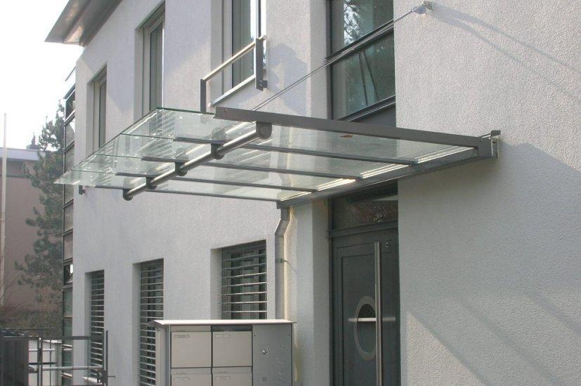Metallbau Vordächer