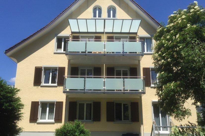 Balkonanbau Stahl