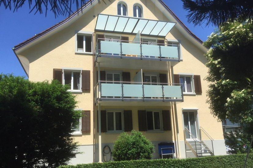 MetallDesign Balkonanbau Geländer